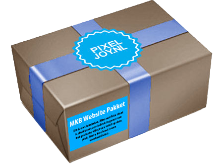 PixelJoy Webdesign Haarlem MKB Website Pakket