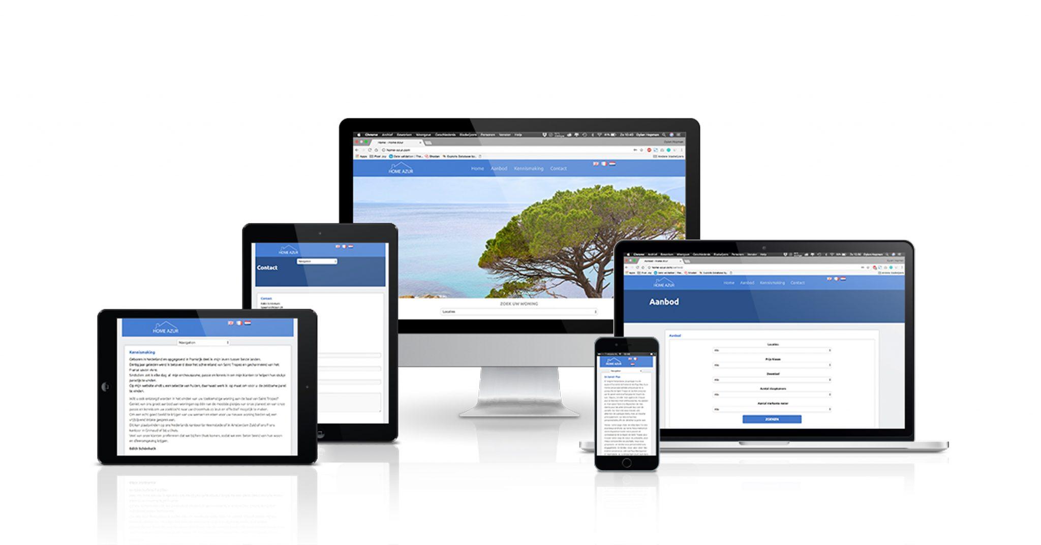 pixeljoy-webdesign-haarlem-homeazur
