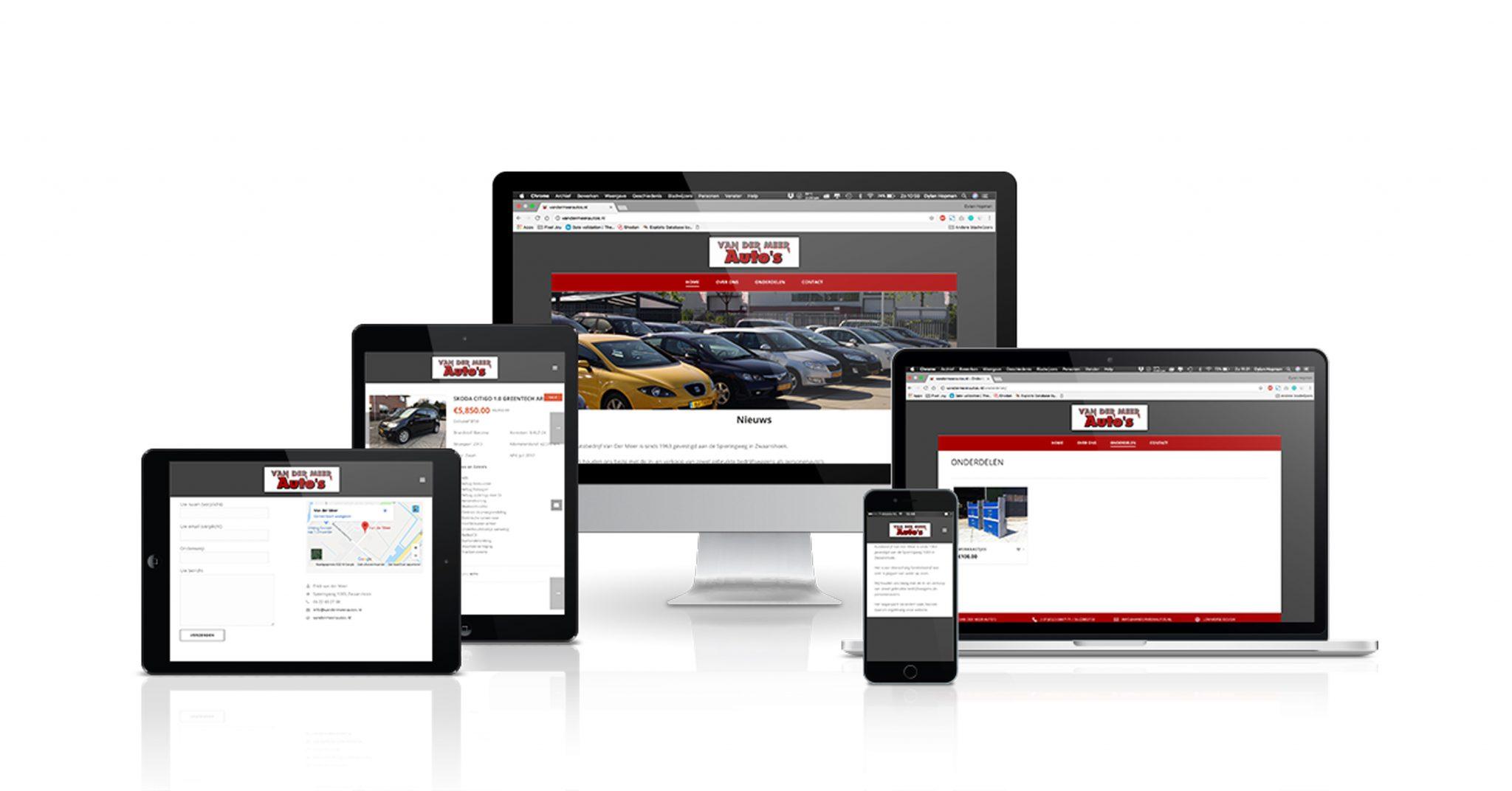 pixeljoy-webdesign-haarlem-vandermeerautos